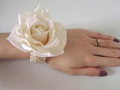corsage personalizado boda low cost
